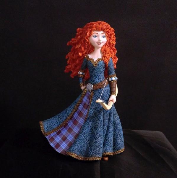 Disney Figur Merida