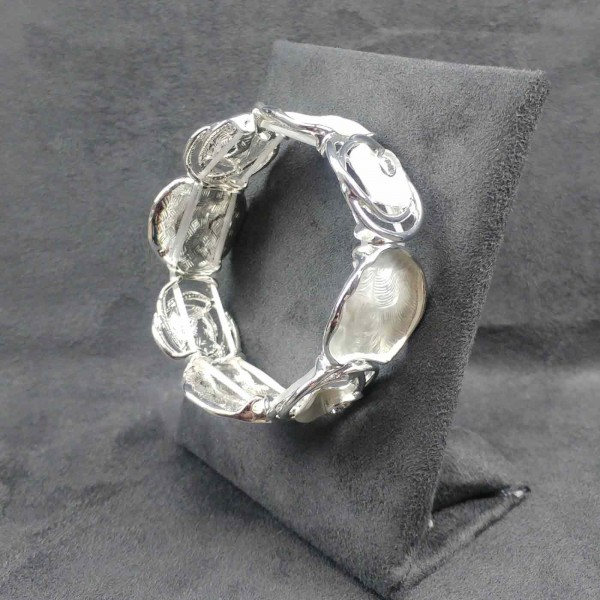 Armband Versilbert