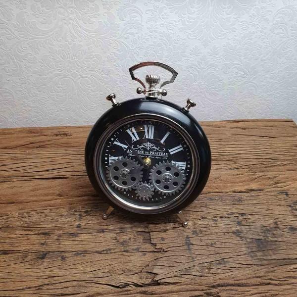 Clock Metall