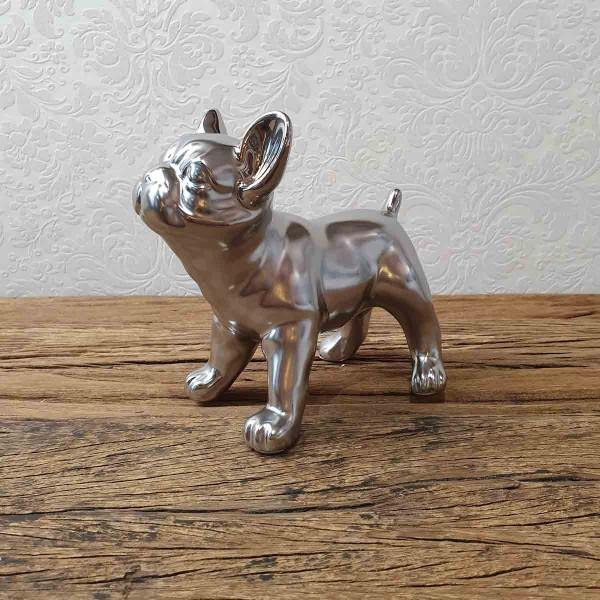 Bulldogge Keramik