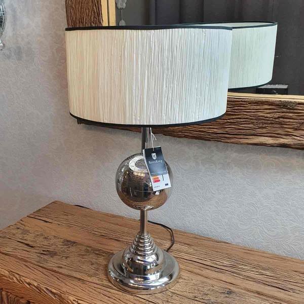 Globus Tischlampe