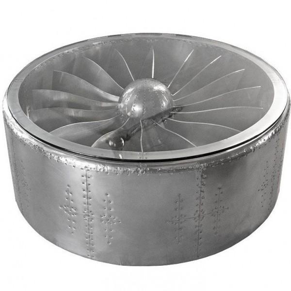 Propeller / Turbinen Wohnzimmer Tisch