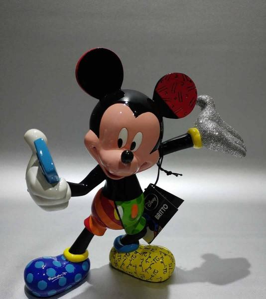 Britto Figur Mickey Selfie