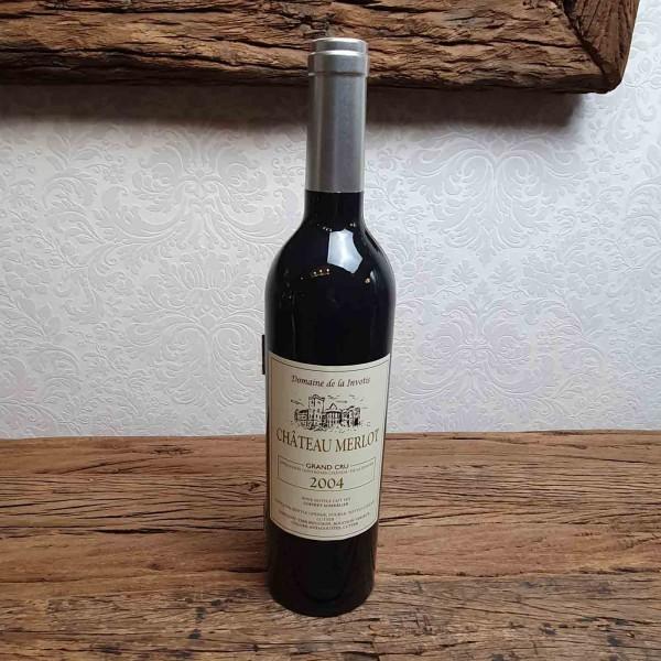 Weinflasche Dekoration