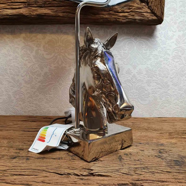Pferdekopf Lampe