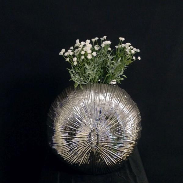 Vase Chrom