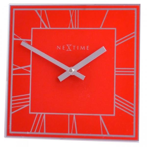 Nextime Uhr Rot