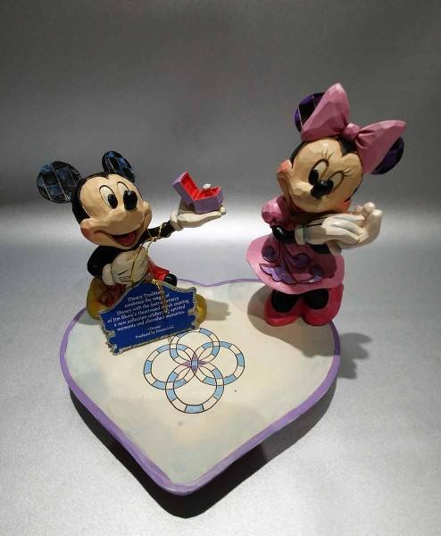Mickey macht einen Antrag