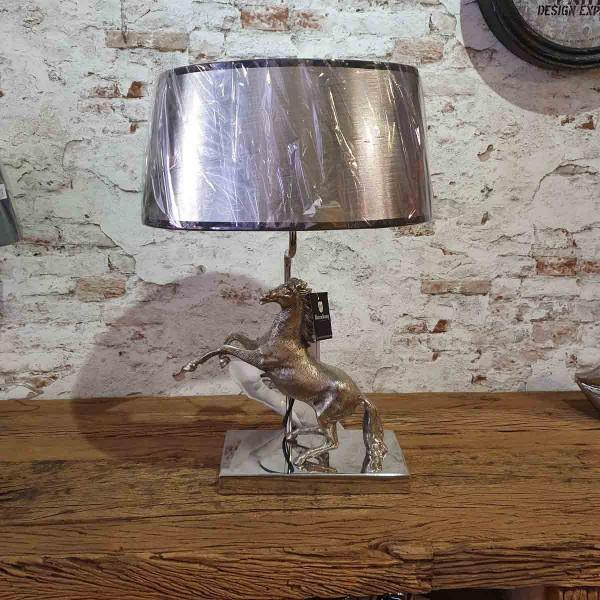 Pferdetischlampe
