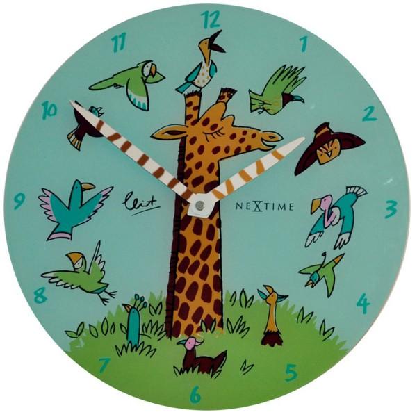 """Uhr Motiv""""Giraffe"""""""