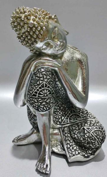 Buddha Knie rechts