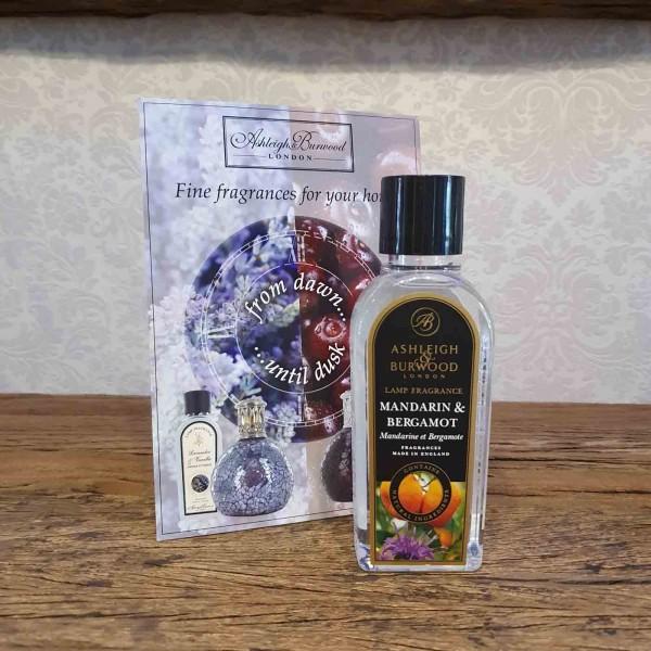 Duft Komponente Mandarine & Bergamot