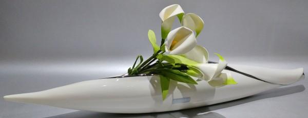 Blumenvase Leaf