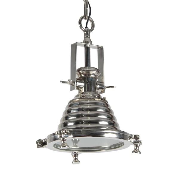 Aluminium Deckenlampe