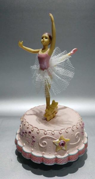 Spieluhr Ballerina