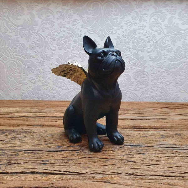 """Dogge mit """"Wings"""""""
