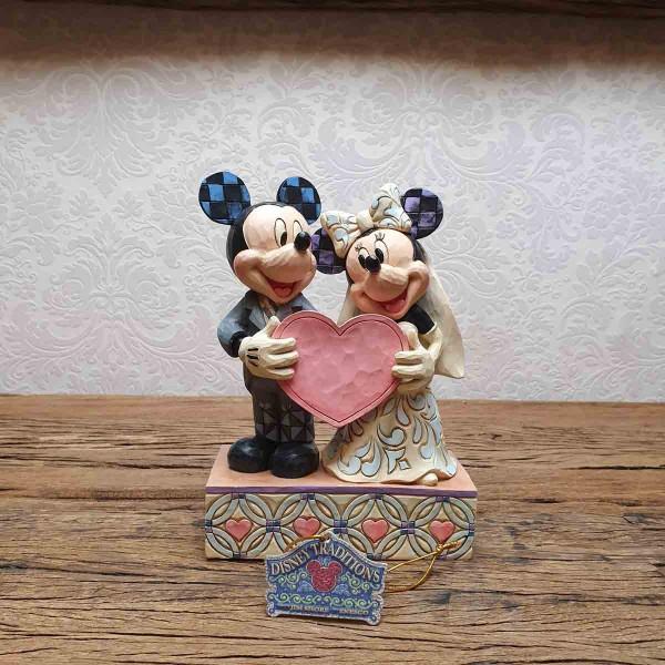 Hochzeit Mickey und Minnie