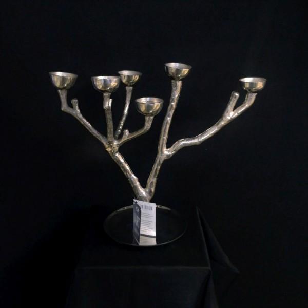 Teelichthalter Baum