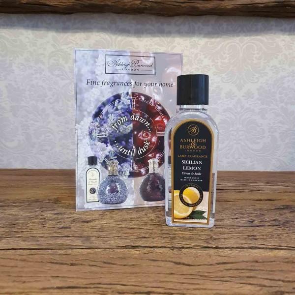 Duftöl Sicilian Lemon