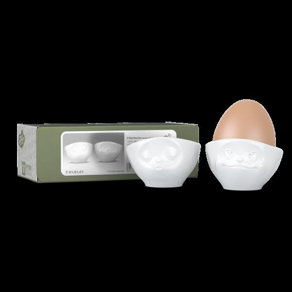 Eierbecher Porzellan