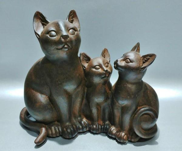 Katzen Dekoration