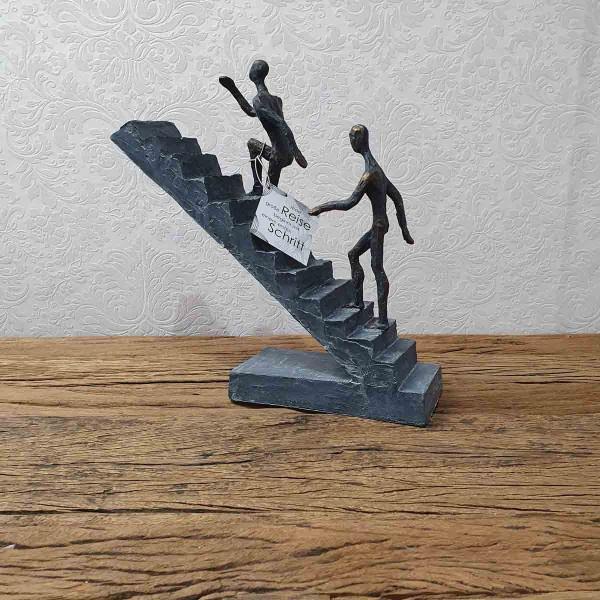 Treppe zur Reise