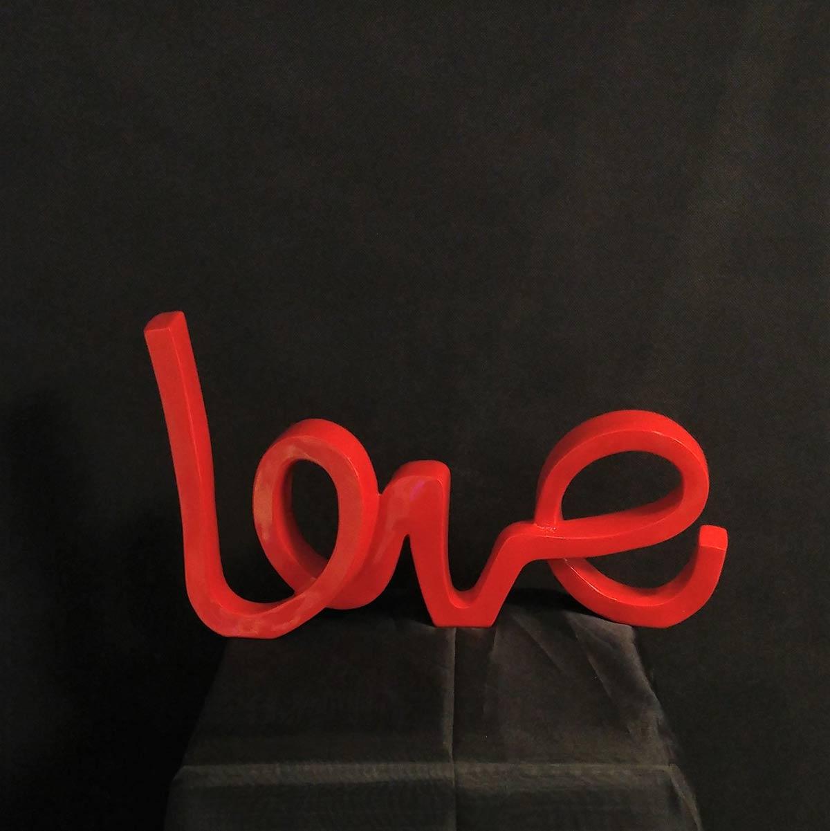 schriftzug love mp lifestyle deko art