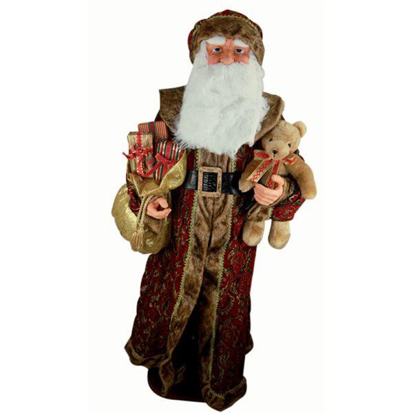 Weihnachtsmann Brokat
