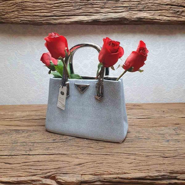 Vase Handtasche